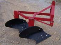 BIG BEE brandModel 2B-14 Heavy Duty 2 row breaking