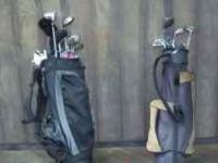 1. Affinity Bags and 12 Affinity forged 7075 Clubs.
