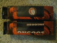I have 2 sets of Mongoose BMX bike pads. $20 call or