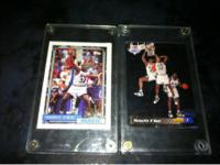 I have (2) shaquille O'Neal rookie cards for sale.