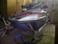 Here is a deal . I have two sleds both yamaha v max