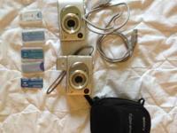 I am selling (1) Sony Cybershot DSC-W1 in perfect