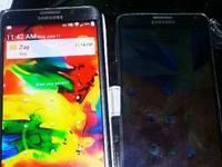 offering 2 sprint note 3 phones. asking $600. , if your
