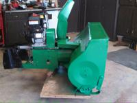 for sale 2 stage snow blower for john deere