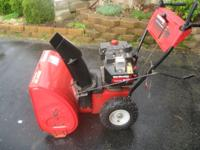 Moving and I have an MTD Yard Machine 8 HP 24 inch 2