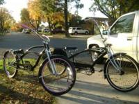 i have 2 stretched cruisers 4 sale asking 850 for both