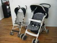 I have two strollers that are not a set but could be