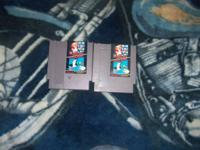 HI THERE I HAVE 2 SUPER MARIO BROS./DUCK HUNT GAMES FOR