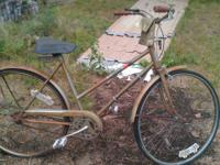 Girl and Boy's three speed  bicycles, needs help,