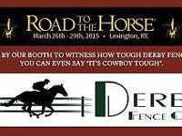 I have two tickets for the ROAD TO THE HORSE show at