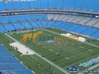 2 tickets panthers vs steelers sunday night game 9/21