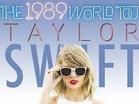 2 tickets for Taylor Swift's 'The 1989 World Tour' 2015