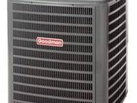 A GOODMAN 2-Ton 13-SEER Central Air Conditioning System