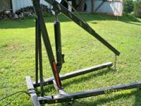 small yard areator $50 firm pull behind lawn mower New