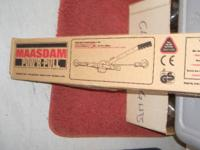 """Maasdam"" Power Pull #144SB-6, 2-Ton Capacity Pull,"