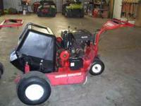 Toro Walk Aerifier $4500 for both or $3500 for 1 1