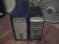 For sale: -Customized computer tower for parts