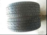 I have this two tires for sale they have at least 75