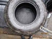 2 Uniroyal Liberator A/T -- 31 x 10.5 R15's -- For a