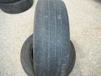 2 Used 215/65/R16 Michelin Harmony tires in good shape