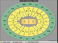 $12 for the pairtickets in section EE row 36These are