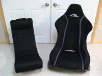 Up for sale are (2) Video Gaming Chairs. The heavy duty