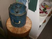 Kerosene Can, 2 gallon. great shape, most of logo is