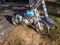 1971 Honda SL 70 $500.00, 1979 Honda XR 80 $225.00 or