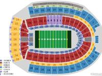 2 tickets to the Ohio State vs Virginia Tech game on