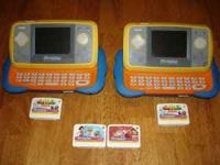 VTECH MOBI GO LEARNING SYSTEMS- I purchased these brand