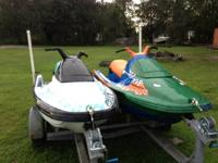 I have for sale a 1995 and 1996 Yamaha wave runner III.