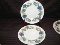 I have these 2 Wedgwood SUSIE COOPER Art Nouveau Blue