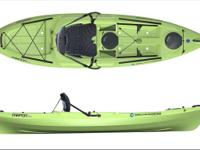 Have two lovely, virtually new sit on leading Kayaks