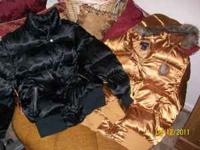PICS BELOW..I have 2 winter coats, n great shape!!!