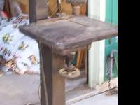 I will be selling (2) Vintage Woodworking Machines &