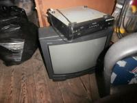 2 working Television Set one is a 90's established in