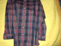 I have 2 brand new, never worn XXL plaid shirts. The