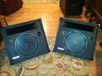 these are great speakers even though older model. Fully
