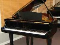 Yamaha G3 Grand Piano - 6' long - Mint Condition - only