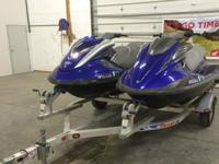 ,.;2007 FXHO Cruiser w/ 109.7 hours. Ski comes with