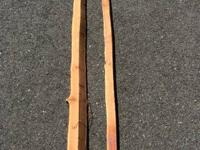 I have 2 yew staves that I planned to make into an