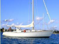 1973 Pearson 36 located in Georgetown, Bahamas. Here is