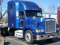 2000 FREIGHTLINER FLD, 1,255,826 mis, New tires, 470