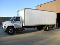 Very nice 2005 Gmc topkick c6500 with only
