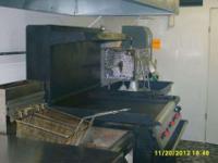 Black cargo Craft Concession trailor 27' long.. AL, MS