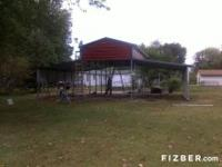 2 Level Fenced Lots approx. 1/2 Acre +- Dyer Arkansas.