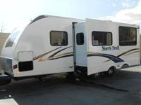 Stock #3709 2012 Heartland North-Trail Lite Travel