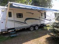 2003 Holiday Rambler Presidential travel trailer in
