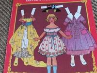 13 paper doll books All in super clean condition. They