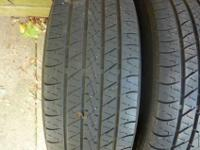 I have a Pre-owned 195 65 15 tire for sale & ready to